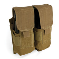Double Pistol Mag Pouch - Coyote