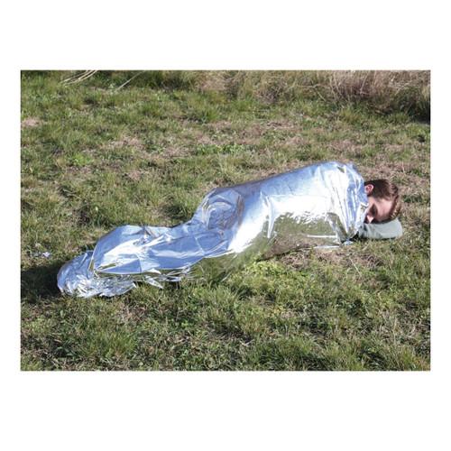Survival Blanket - In field