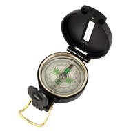 Plastic Lensatic Compass - Open