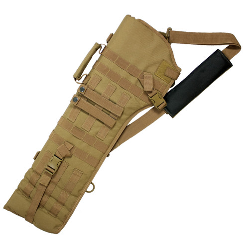 MOLLE Rifle Scabbard - Coyote