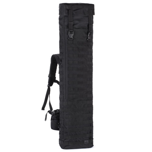 Deluxe Rifle Backpack - Black