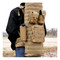 Deluxe Rifle Backpack - Coyote_InUse