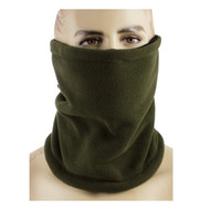 Olive Drab Fleece Neck Gaiter