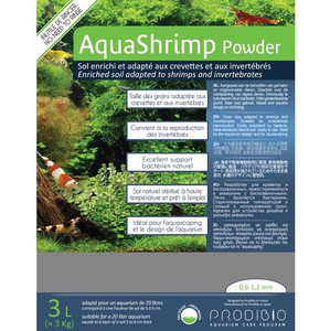 AquaShrimp Powder (2) +(2) bacter kit soil + Startup (shipping included)