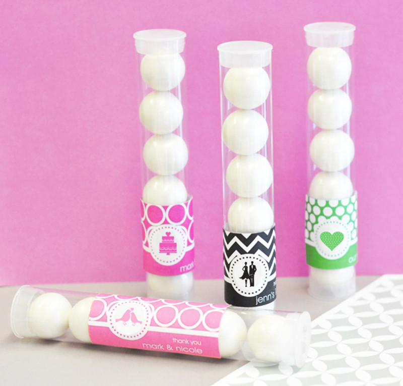 MOD Pattern Theme Candy Tubes
