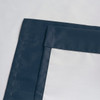 Soho Triple-Pass Thermal Insulated Blackout Curtain Rod Pocket-Navy-details