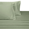 Split-Top-Sheets-Flex-Top-California-King-adjustable-beds-300TC-100-Cotton-Solid-sage