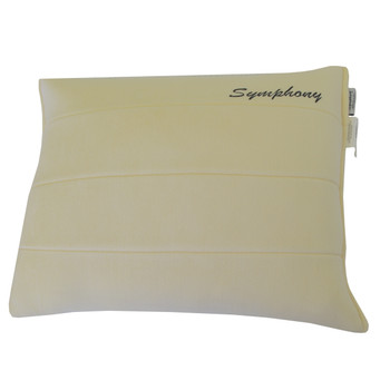 All Season Symphony Shredded Memory Foam Pillow (Single or Set of 2)