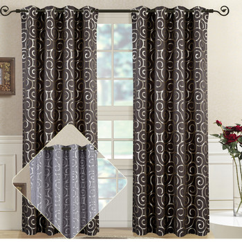 Tuscany Curtain Panels