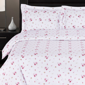 100% Cotton Zahra Duvet Cover Sets-closeup