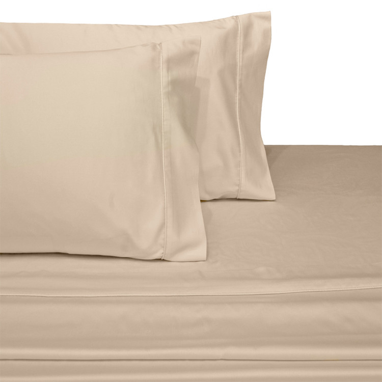 Split-Top-Sheets-Flex-Top-California-King-adjustable-beds-300TC-100-Cotton-Solid-Linen