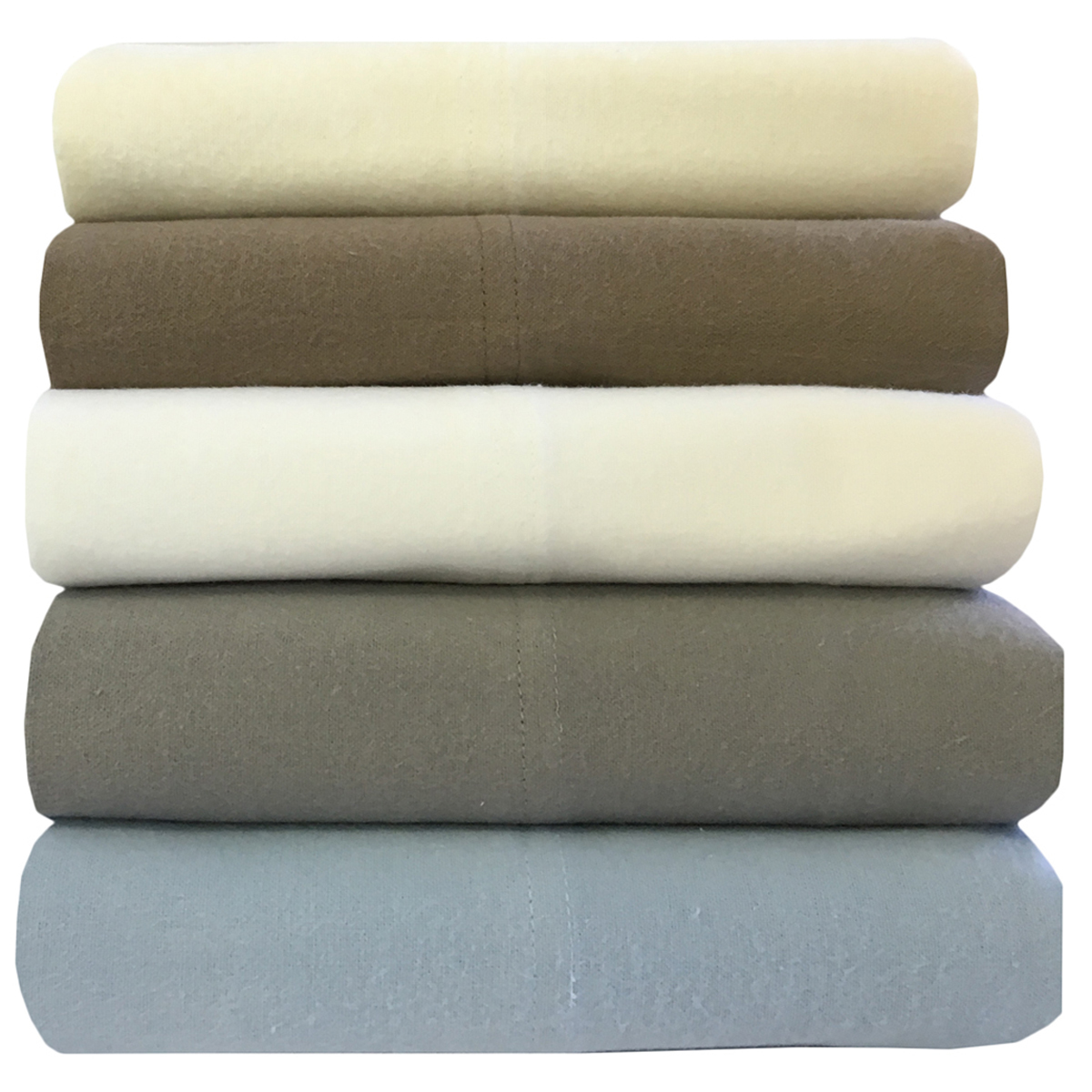Heavyweight 170GSM Warm Winter Flannel Sheet Sets