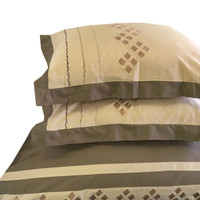Lakewood Embroidered 100% Cotton Multi-Piece Duvet Set
