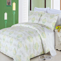 Lana 3PC Combed Cotton Duvet Set