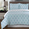 Meridian 100% Cotton Duvet Cover Sets image / Blue