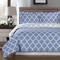 Meridian 100% Cotton Duvet Cover Sets image / Periwinkle