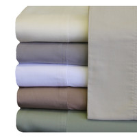 Soft & Cool King Or Standard Pair of Pillowcases Eucalyptus Tencel With Colors