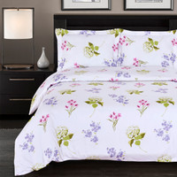 100% Cotton Blossom Duvet Cover Sets