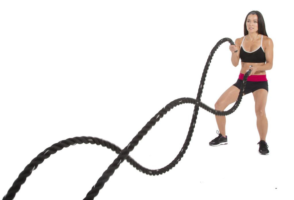Battle Rope Exercise Rope