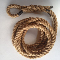 """Climbing 1.0"""" Manila Rope by Muscle Ropes"""