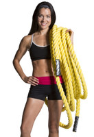 "Lightning 1.5"" Battle Rope By Muscle Ropes"
