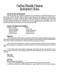 Carbon Dioxide Cannon PDF