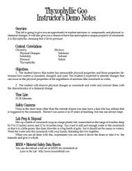 Thyxophyllic Goo PDF