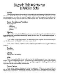Magnetic Field Orienteering PDF