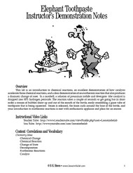 Elephant Toothpaste PDF