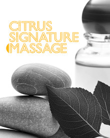 Citrus Signature Massage