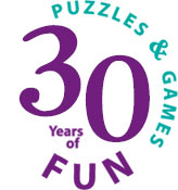 Buffalo Games- 30 Years of Fun
