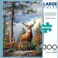 Hautman Brothers Standing Proud 300 Piece Jigsaw Puzzle