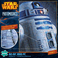 Star Wars™: R2-D2 Photomosaic 1000 Piece Jigsaw Puzzle Box