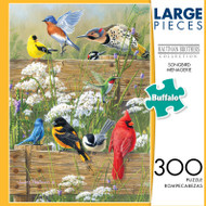Hautman Brothers Songbird Menagerie 300 Large Piece Jigsaw Puzzle