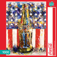 Coca-Cola Red, White & You 1000 Piece Jigsaw Puzzle