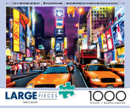 New York Times Square 1000 Piece Jigsaw Puzzle