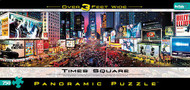 Times Square 750 Piece Panoramic Jigsaw Puzzle Box