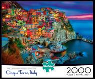 Cinque Terre, Italy 2000 Piece Jigsaw Puzzle
