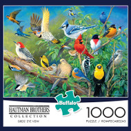 Hautman Brothers Bird's Eye View 1000 Piece Jigsaw Puzzle Box