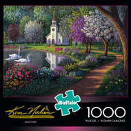 Kim Norlien Sanctuary 1000 Piece Jigsaw Puzzle Box