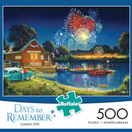 Days to Remember Summer Spirit 500 Piece Jigsaw Puzzle