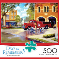Days to Remember Hometown Heroes 500 Piece Jigsaw Puzzle Box