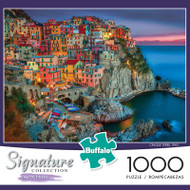 Signature Collection Cinque Terre, Italy, 1000 Piece Jigsaw Puzzle