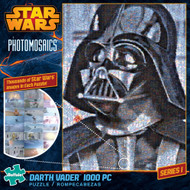 Star Wars: Darth Vader 1000 Piece Photomosaic Jigsaw Puzzle