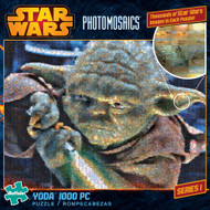 Star Wars: Yoda 1000 Piece Photomosaic Jigsaw Puzzle
