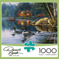 Darrell Bush Echo Bay 1000 Piece Jigsaw Puzzle Box