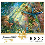 Josephine Wall Nature Boy Glitter 1000 Piece Jigsaw Puzzle Box