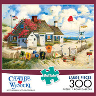 Charles Wysocki Root Beer Break at the Butterfields 300 Large Piece Jigsaw Puzzle