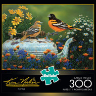 Kim Norlien Tea Time 300 Large Piece Jigsaw Puzzle Box
