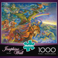 Josephine Wall The Race 1000 Piece Jigsaw Puzzle Box
